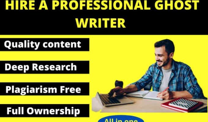 Be Your Expert Ebook Ghost Writer Article Writing And Marketing Blue Print 4959760 680x400