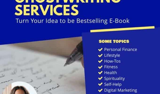 Ebook Writer Ebook Writing Ebook Ghostwriting Ghost Writer Ghostwriter 7448080 680x400