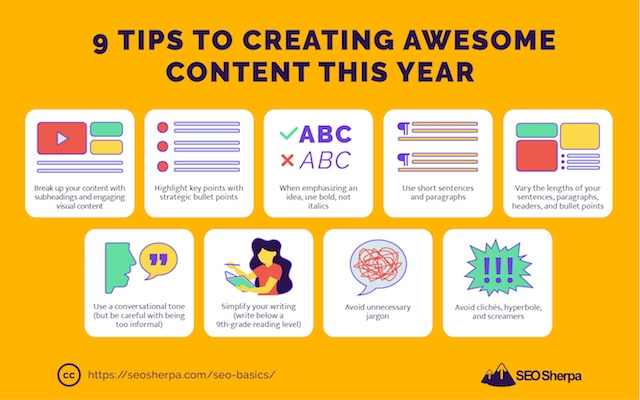 Content Creation Tips 7027732