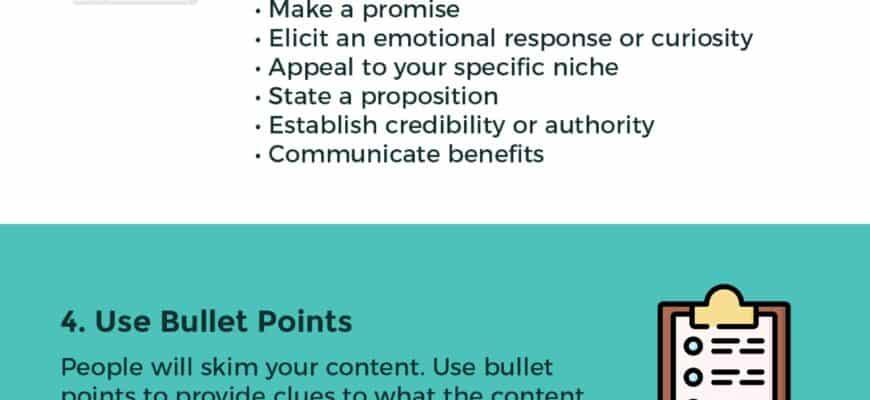 7 Copywriting Elements That Drive Sales Infographics 9974227 870x400