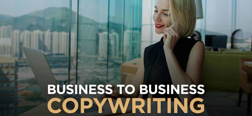 12 Types Of Business To Business Copywriting 5953328 870x400
