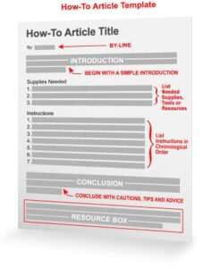 article-writing-templates-and-layouts