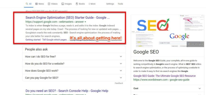 Google Seo Guide Search Results 4807496 870x400
